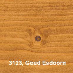 Osmo Decorwas Transparant 3123 Goud Esdoorn