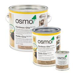 Osmo Hardwax Olie Effect Inhoudsmaten