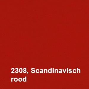 Osmo Landhuisverf 2308 Scandinavisch rood
