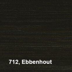 Natuurlijke Olie-Beits 712 Ebbenhout