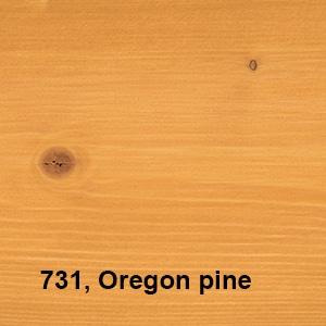 Natuurlijke Olie-Beits 731 Oregon pine