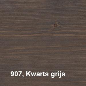 Natuurlijke Olie-Beits 907 Kwarts grijs