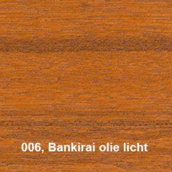 Osmo Terras Olie 006 Bankirai olie licht