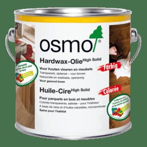 Osmo Hardwax-Olie Farbig Blik
