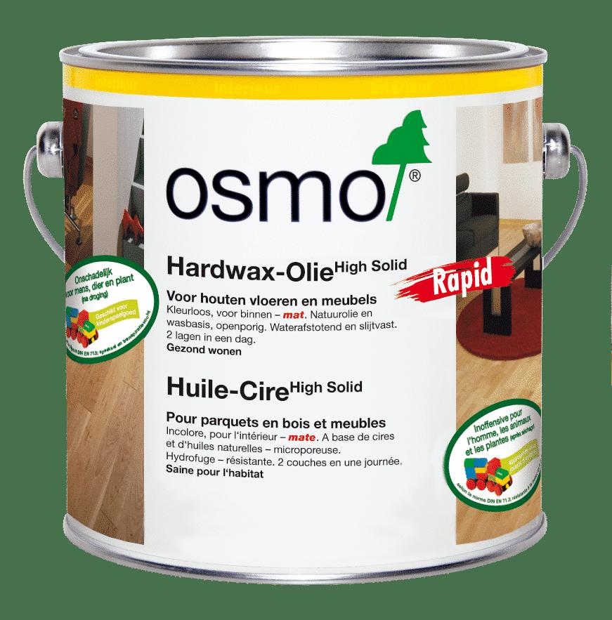 Osmo Hardwax-Olie Rapid Blik